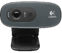 Webcam Logitech C270  USB2.0, Video calling (1280 x 720 pixels)