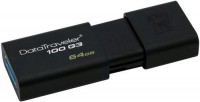 USB Flash Driver Kingston 64GB Datatraveler DT100G3/64G 3.0