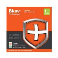 Phần mềm diệt virus bản quyền Bkav Pro 1 năm
