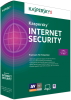 Thẻ Kaspersky Internet Security - 3 PCs