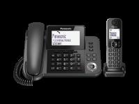 Điện thoại bàn Panasonic KX-TGF320CX (01 máy bàn mẹ + 01 tay con)