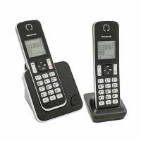 Điện thoại bàn Panasonic KX-TGD312CX (01 máy mẹ tay con + 01 tay con)