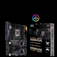 Main ASUS TUF GAMING B560M-PLUS (Intel B560, Socket 1200, m-ATX, 4 khe Ram DDR4)