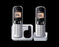 Điện thoại bàn Panasonic KX-TGC212CX (01 máy mẹ tay con + 01 tay con)