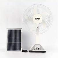 Quạt tích điện sạc năng lượng mặt trời Nuki 316