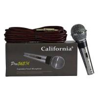 Mic california Pro SM-565M