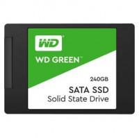 Ổ cứng thể rắn SSD Western Green 240Gb SATA3 6Gb/s (Tốc độ đọc 540MB / Tốc độ ghi 465MB )