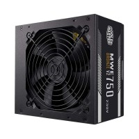 Nguồn máy tính Cooler Master MWE White 230V 750W- 80 Plus