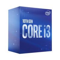 Bộ VXL Intel Core i3 10100 (3.6GHz turbo up to 4.3GHz, 4 nhân 8 luồng, 6MB Cache, 65W)-Socket LGA 1200