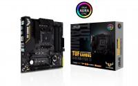 Main ASUS TUF GAMING B450M-PRO II (AMD B450, Socket AM4, m-ATX, 4 khe RAM DDR4)