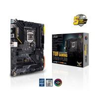 Main ASUS TUF GAMING Z490-PLUS (Intel Z490, Socket 1200, ATX, 4 khe RAM DDR4)