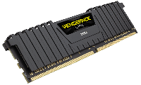 Bộ nhớ trong Corsair Vengeance LPX 8GB (1x8GB) DDR4 DRAM 2666MHz C16 - Black (CMK8GX4M1A2666C16)