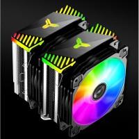 Tản nhiệt khí Jonsbo CR-2000 2 rad + 2 fan 12cm, 6 ống đồng
