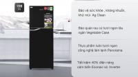 Tủ lạnh Panasonic Inverter 188 lít NR-BA229PKVN (188 LÍT)