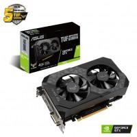 VGA ASUS TUF Gaming GeForce GTX 1650 OC 4GB GDDR6, 128-bit, DVI+HDMI+DP, 1x6-pin (TUF-GTX1650-O4GD6-P-GAMING)