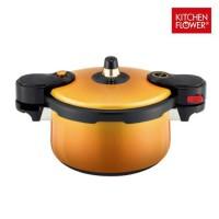 Nồi áp suất KitchenFlower IPC-500 đáy từ