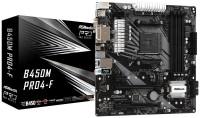 Main ASROCK B450M PRO 4-F (AMD B450M, Socket AM4, m-ATX, 4 khe RAM DDR4)