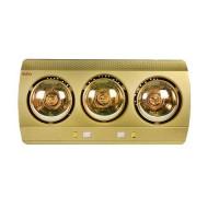 Đèn sưởi  phòng tắm 3  bóng vàng brarun KN03G