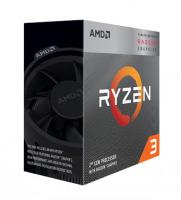 Bộ VXL AMD Ryzen 3 3200G (3.6GHz turbo up to 4.0GHz, 4 nhân 4 luồng, 4MB Cache, Radeon Vega 8, 65W) - Socket AMD AM4