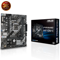Main ASUS PRIME H410M-E (Intel H410, Socket 1200, m-ATX, 2 khe Ram DDR4)