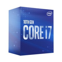 Bộ VXL Intel Core i7-10700 (2.9GHz turbo up to 4.8GHz, 8 nhân 16 luồng, 16MB Cache, 65W) - Socket Intel LGA 1200