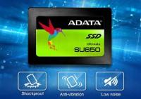 Ổ cứng thể rắn SSD Adata SU650 240Gb SATA3 6Gb/s (đọc: 520MB/s /ghi: 450MB/s)
