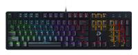 Bàn phím cơ DareU EK1280s Multi-Led Black (Blue,Brown,Red Switch)